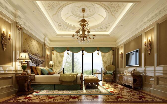 法式装修风格有什么特点法式风格适合什么颜色木地板